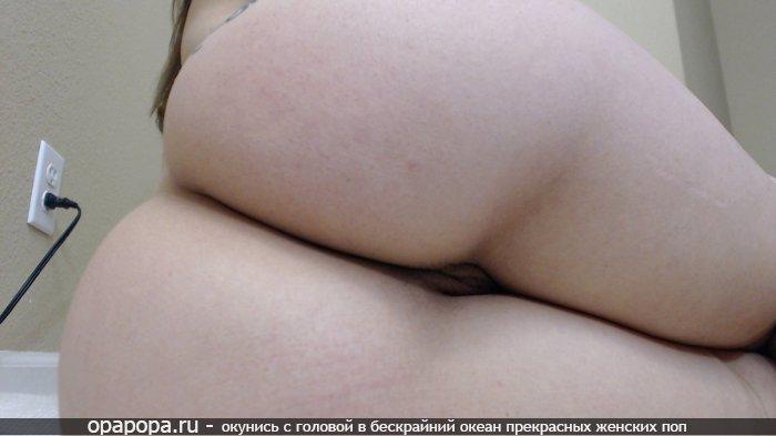 частное фото: девушка с зрелой девичьей аппетитной попкой без трусиков